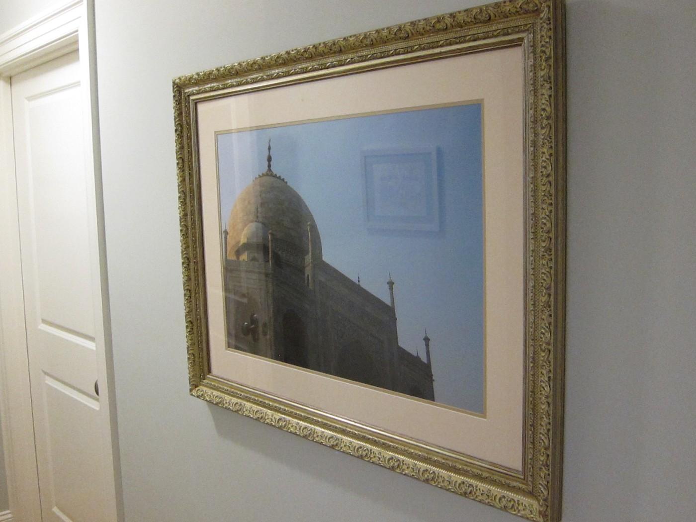 Taj Mahal - Close-Up