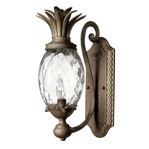 Hinkley Plantation Pineapple Sconce