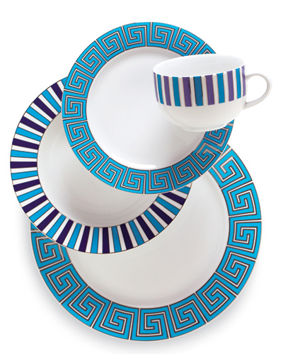 Jonathan Adler Greek Key Dinnerware