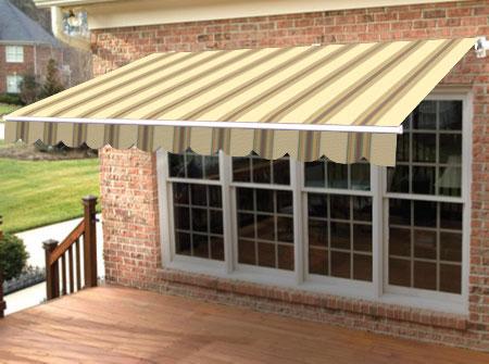Sunbrella Fabrics Come In From The Patio – Interiors for ...