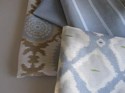 Ikat Sunbrella Fabrics