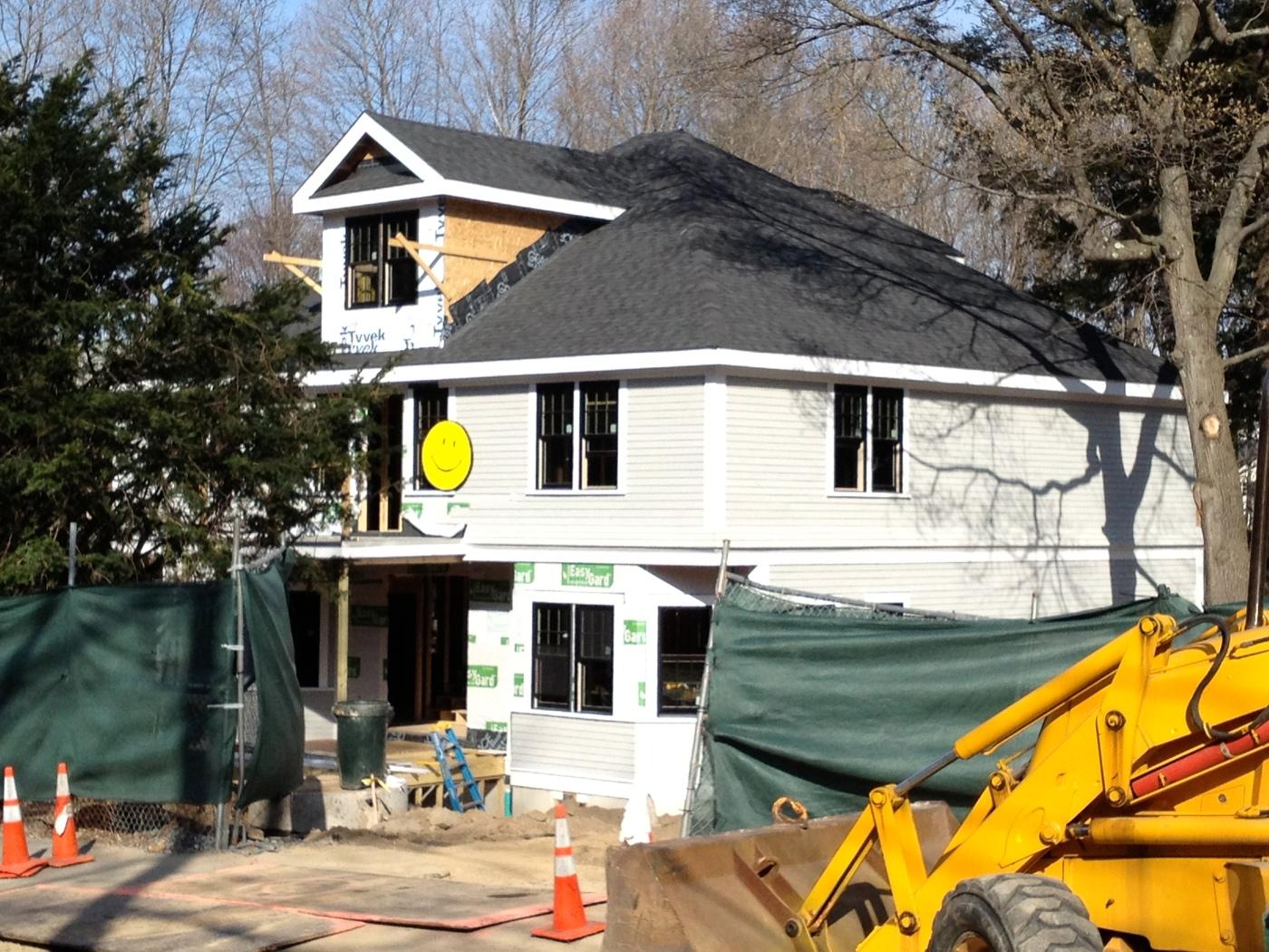 House Exterior w/ Siding