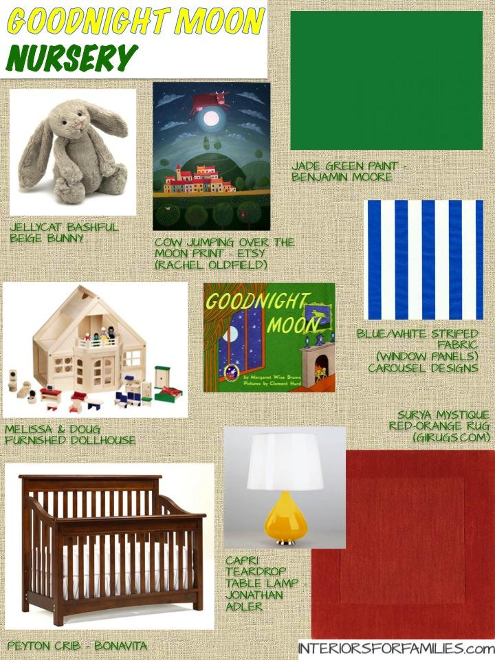 Nursery Theme Thursday - Goodnight Moon