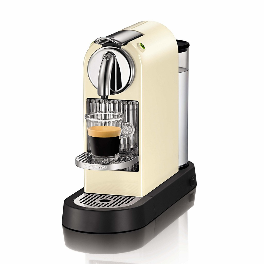 Nespresso Citiz White