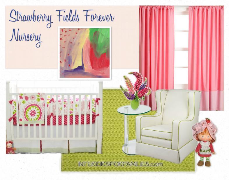 Strawberry Fields Forever Nursery