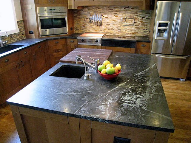 Countertop Material That Looks Like Soapstone : ... About Countertops?and My Countertops Interiors for Families