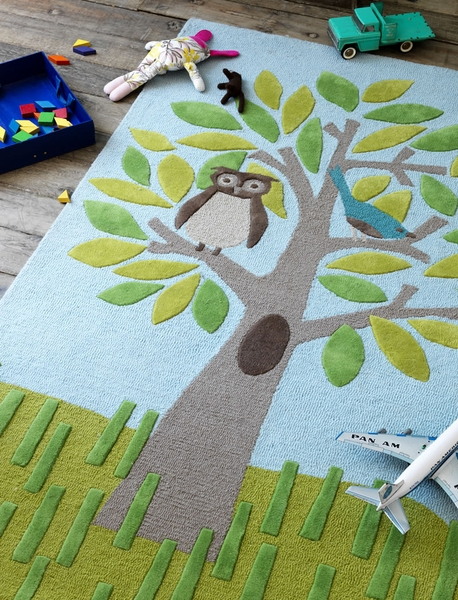 DwellStudio Tree Rug