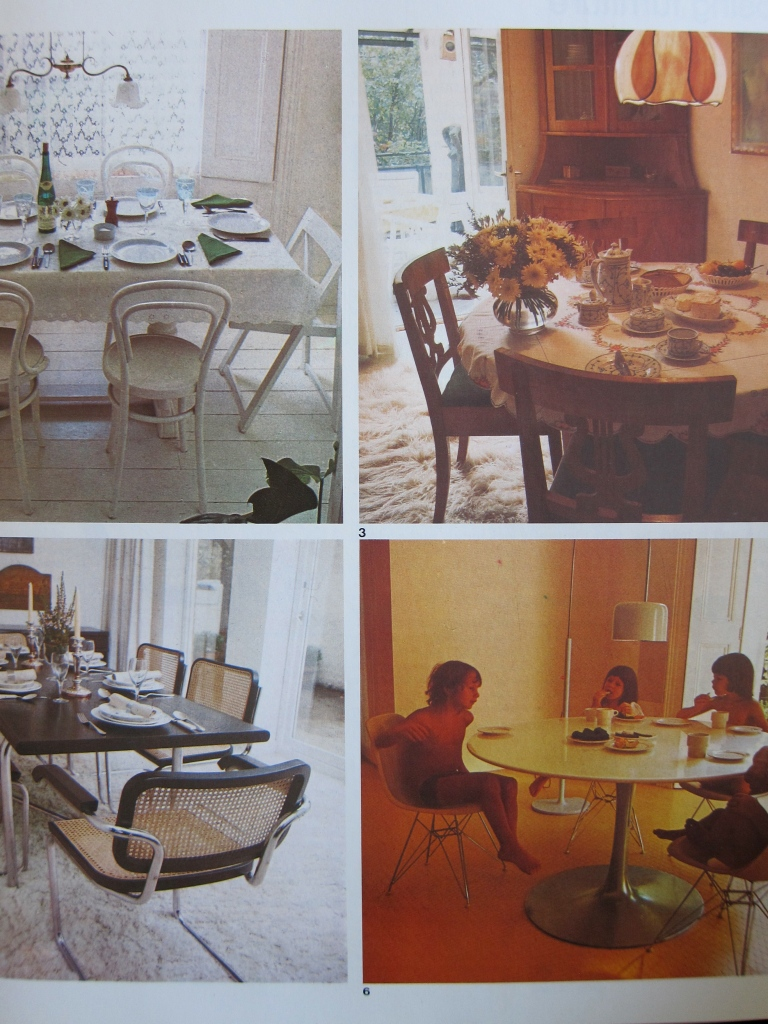 1970s Dining Spaces