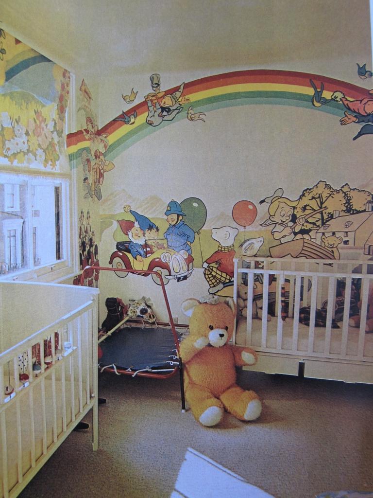 1970s Nursery