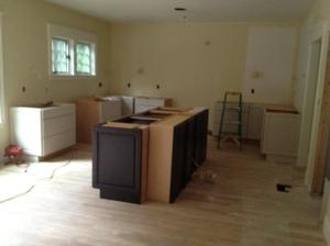 Kitchen - Cabinetry Installation