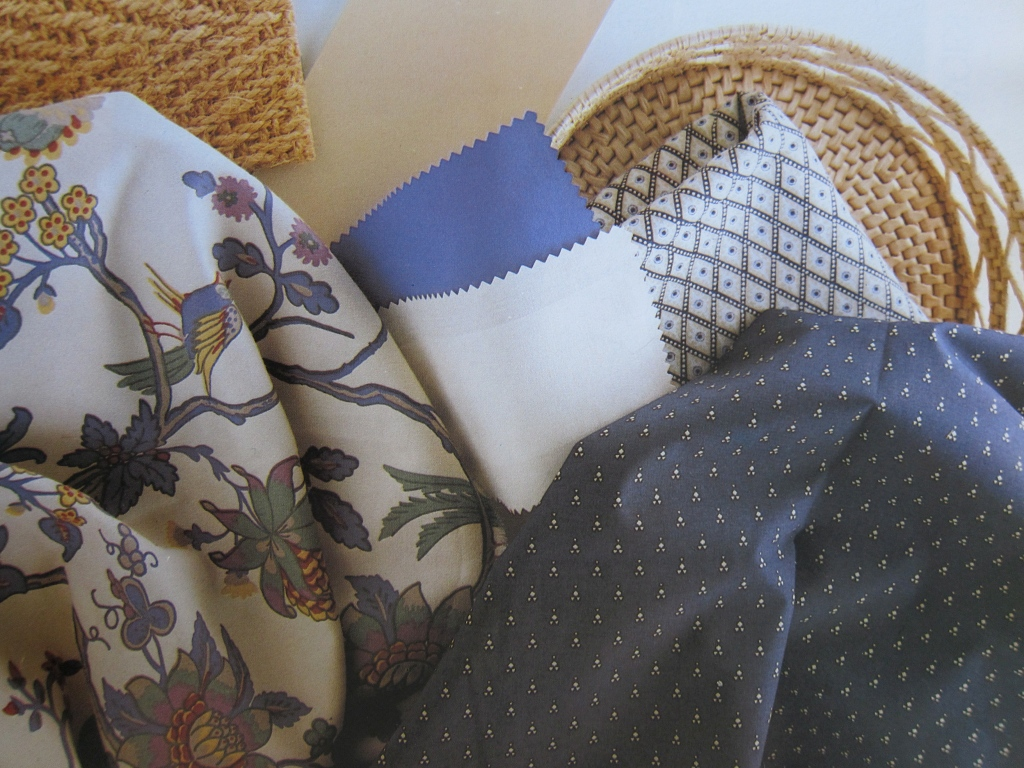Fabrics from 1980s