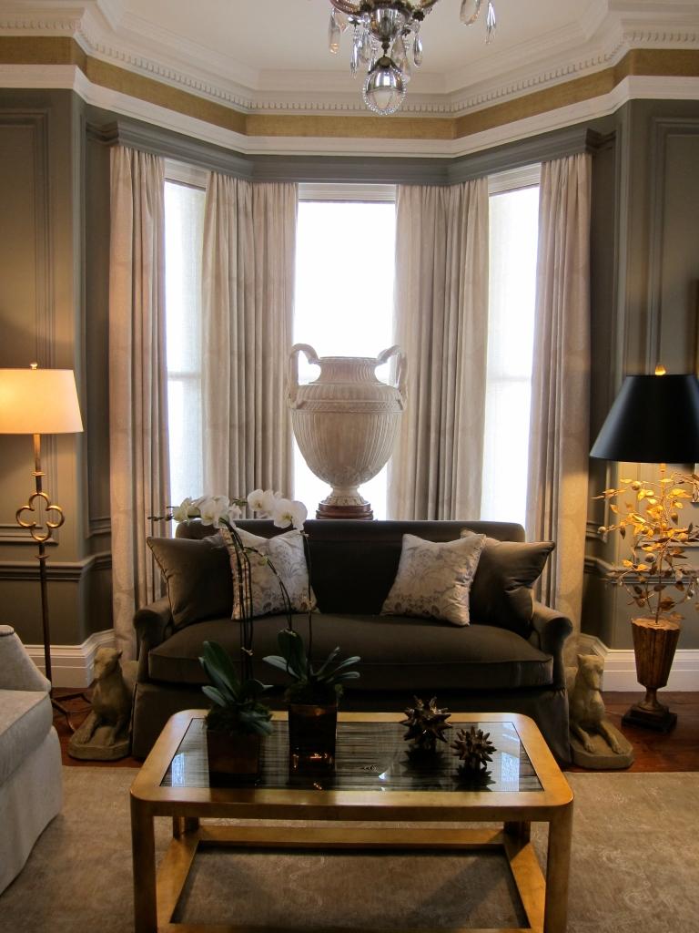 Michael Carter Sitting Room - JLB Show House 2012