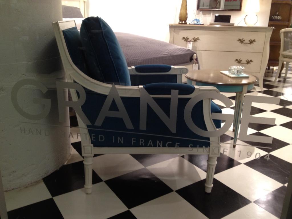 Grange Showroom