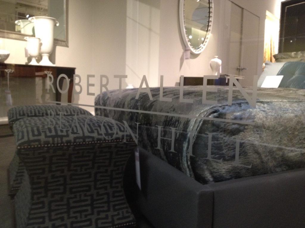 Robert Allen Showroom