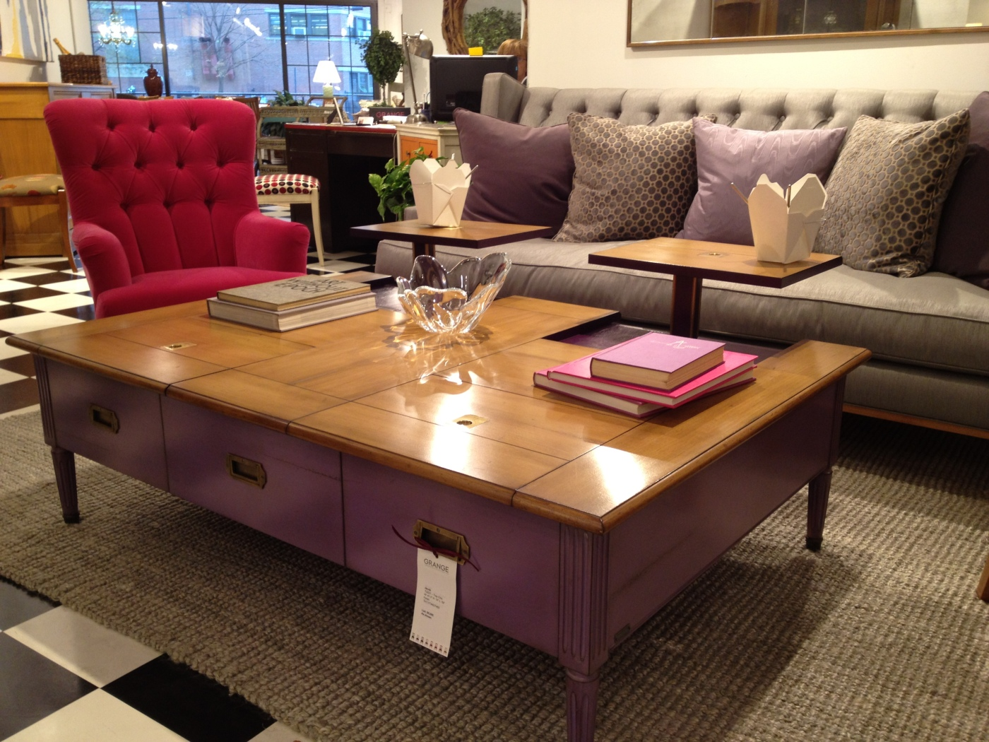 Coffee Table at Grange