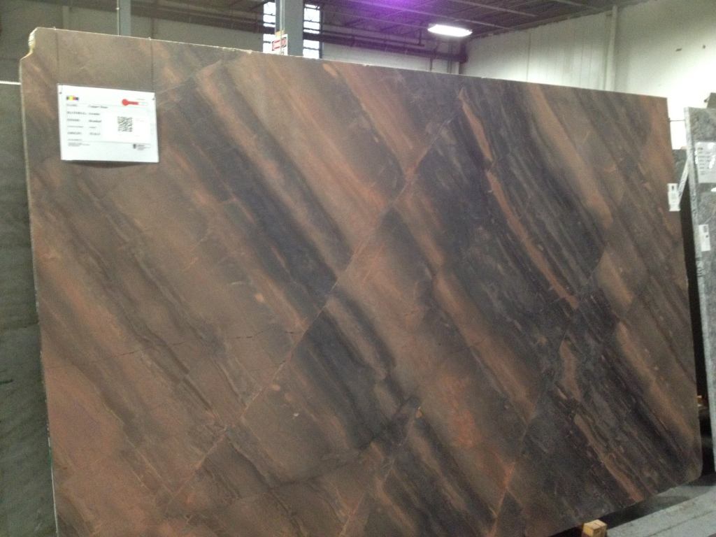 Copper Dune Granite