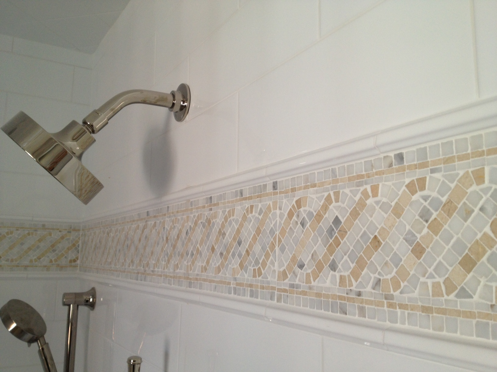bathroom tile border design quotes