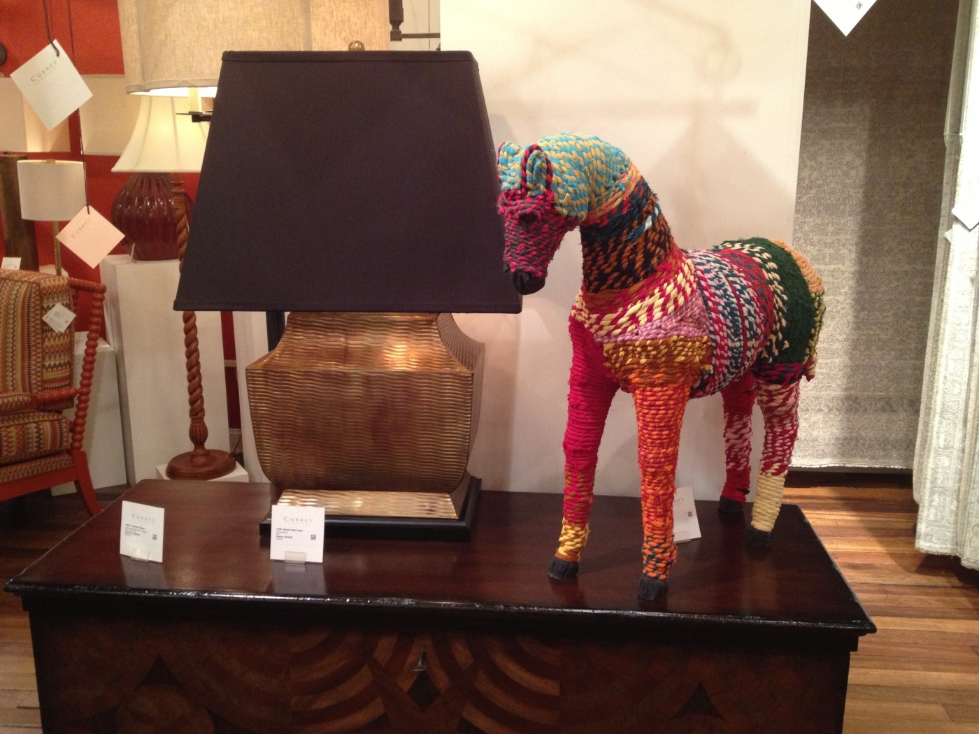 Kid-friendly Accessories at Currey & Co #hpmkt