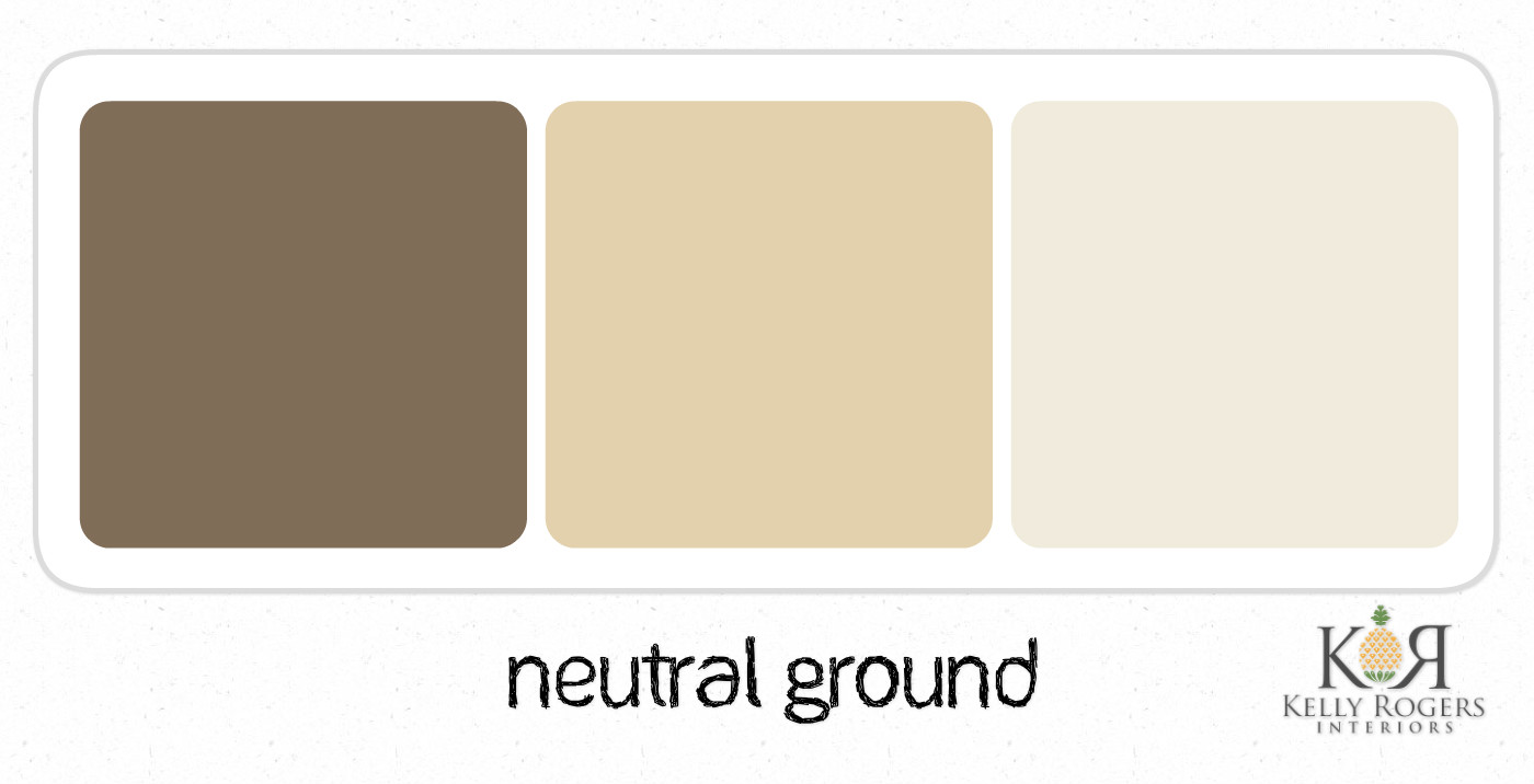 Neutral ground soothing bedroom color scheme kelly rogers interiors