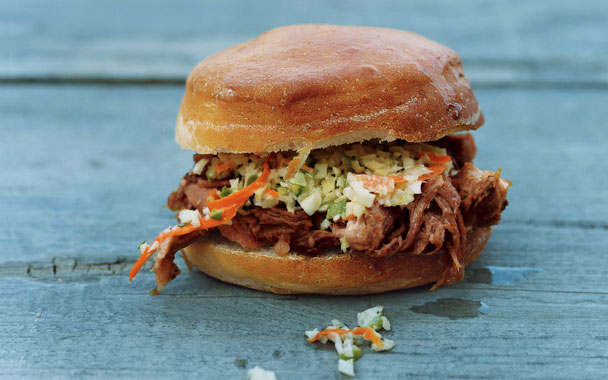 North Carolina Pulled Pork