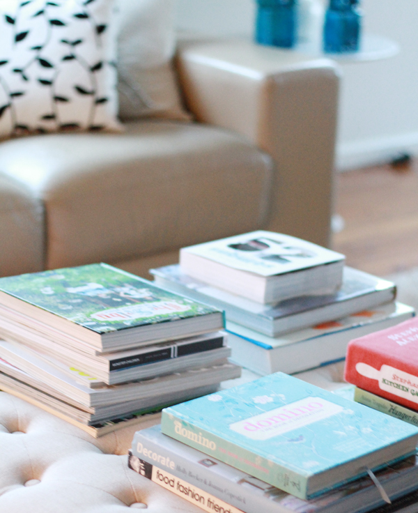 #10: Books | 10 Great Accessories for Floor and Tabletop | Interiors For Families