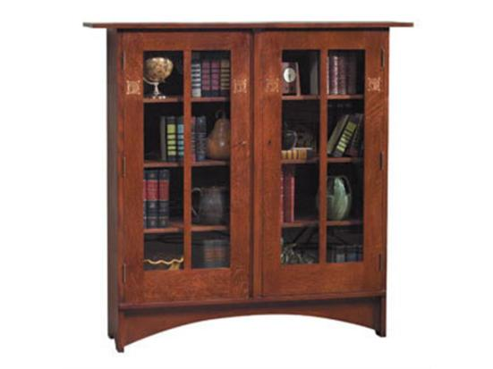Harvey Ellis Bookcase by Stickley | Trendy vs. Timeless: Getting the Balance Right | Interiors For Families