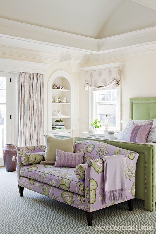 Why I Love a Tightback Sofa   Interiors For Families   via New England Home