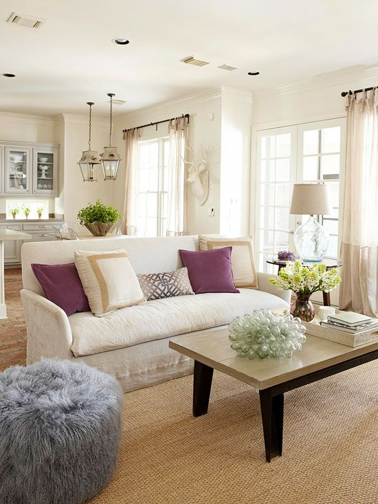 Why I Love a Tightback Sofa   Interiors For Families   via Pinterest