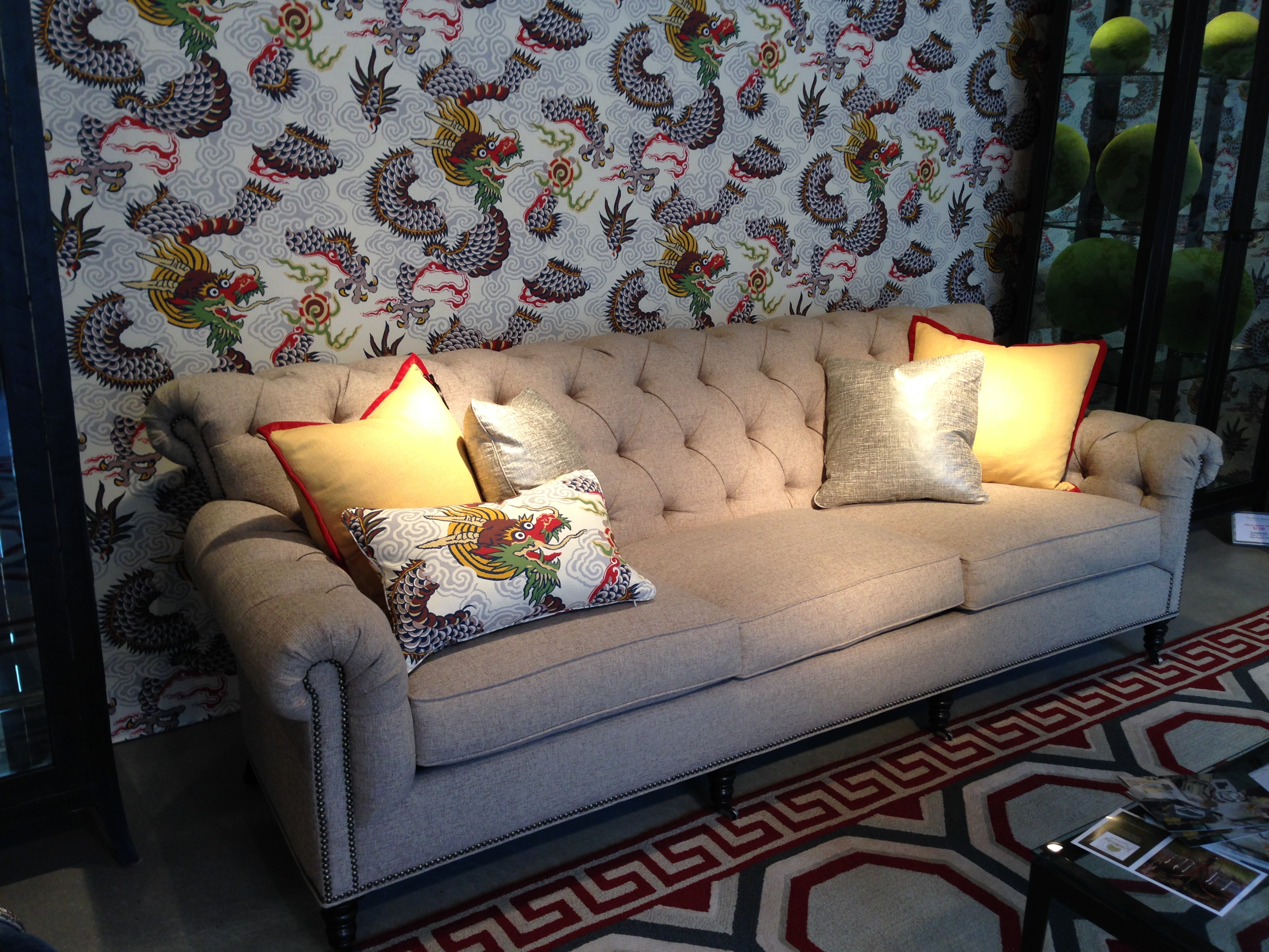 High Point Spring 2014 Trend 1 Classically Inspired – Interiors