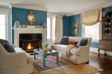 Living Room Reveal: Formal and Family-Friendly