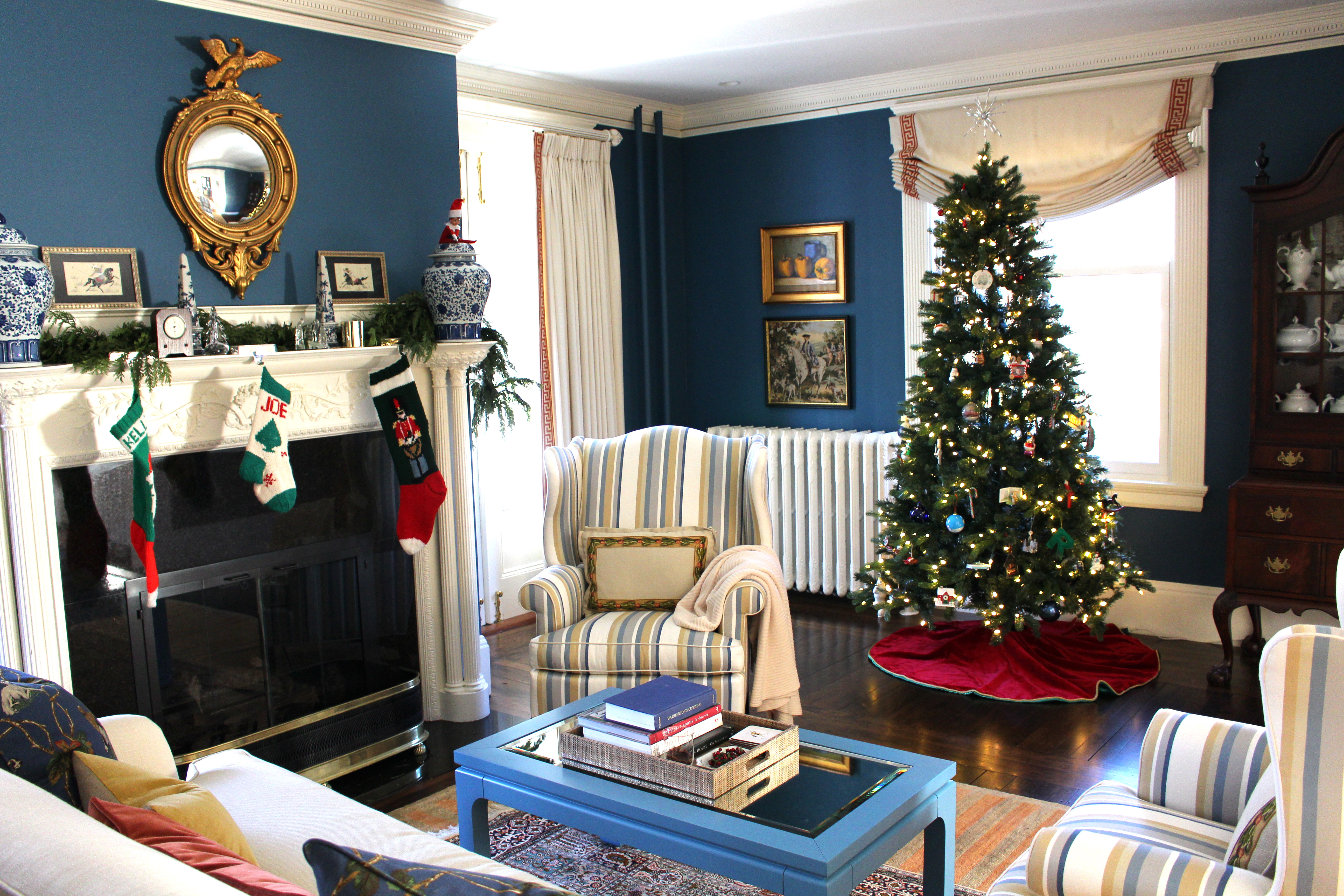 2014 Christmas Tour Of Homes Link Up | Kelly Rogers Interiors | Interiors  For Families Part 59