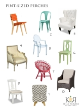Pint-Sized Perches: 10 Cozy Kids' Chairs