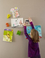 Friday Family-Friendly Find: Magnetic Wallcovering from Weitzner