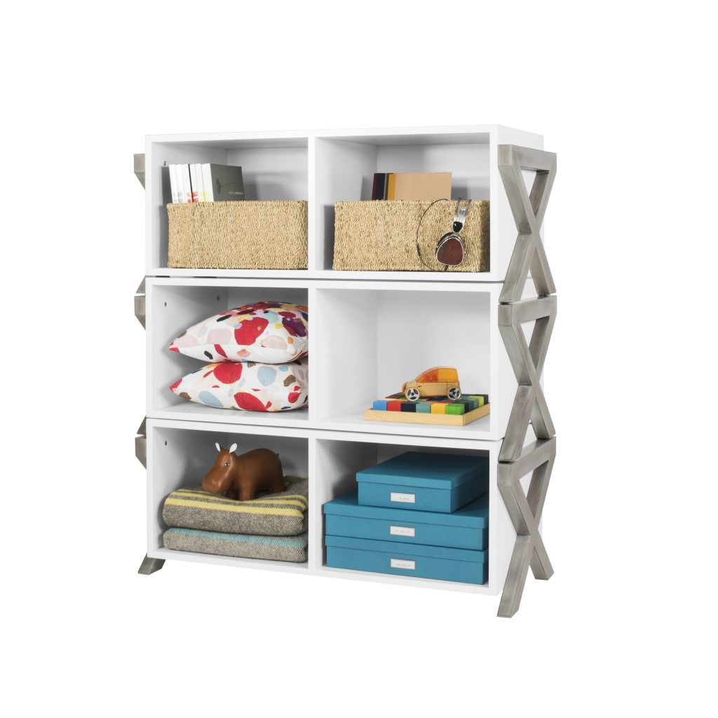 Friday Family-Friendly Find: ducduc Campaign Stacking Cubby