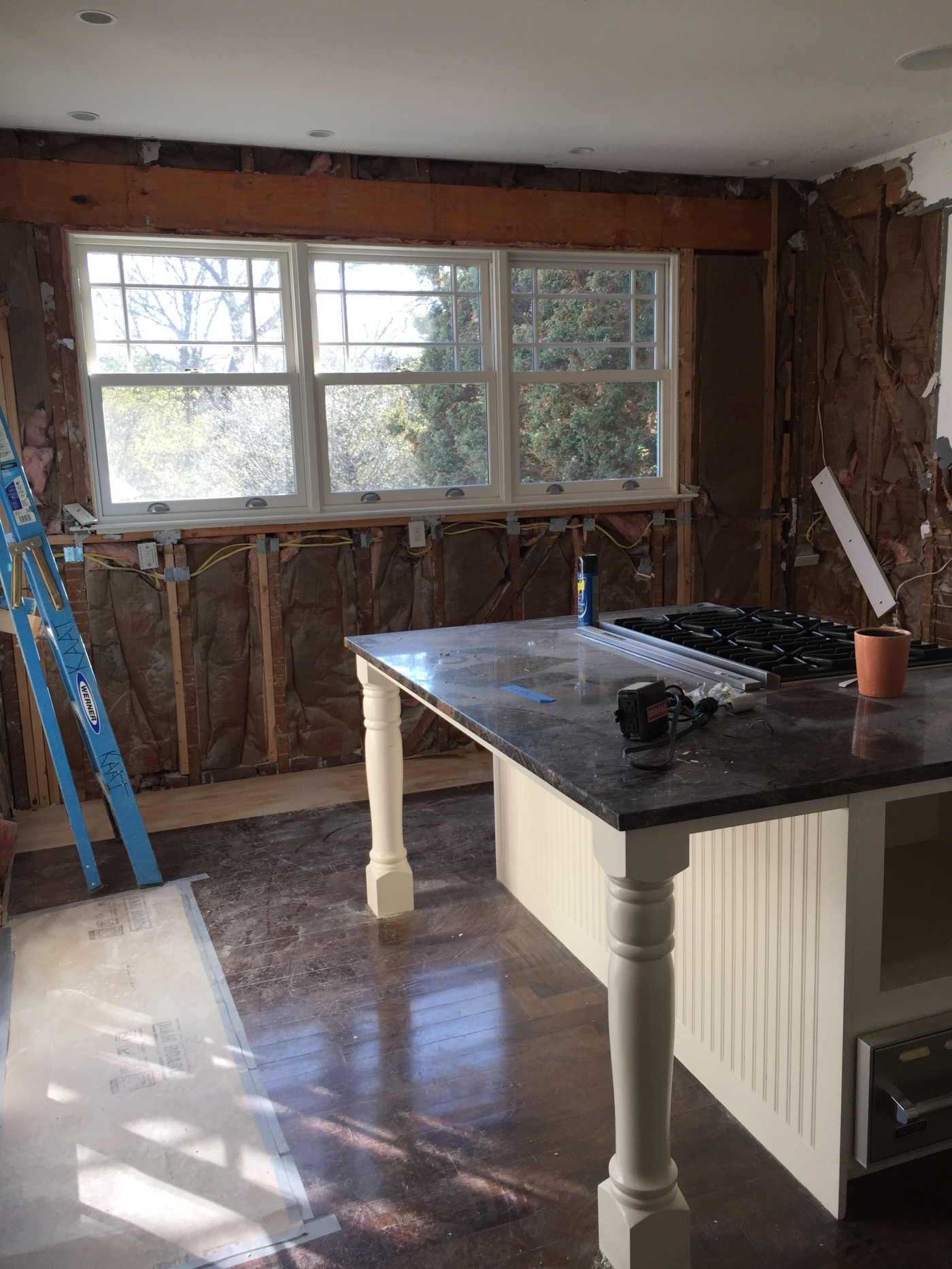 Day 1: Project 1896 (Our Home Renovation) | Interiors for Families | Kelly Rogers Interiors