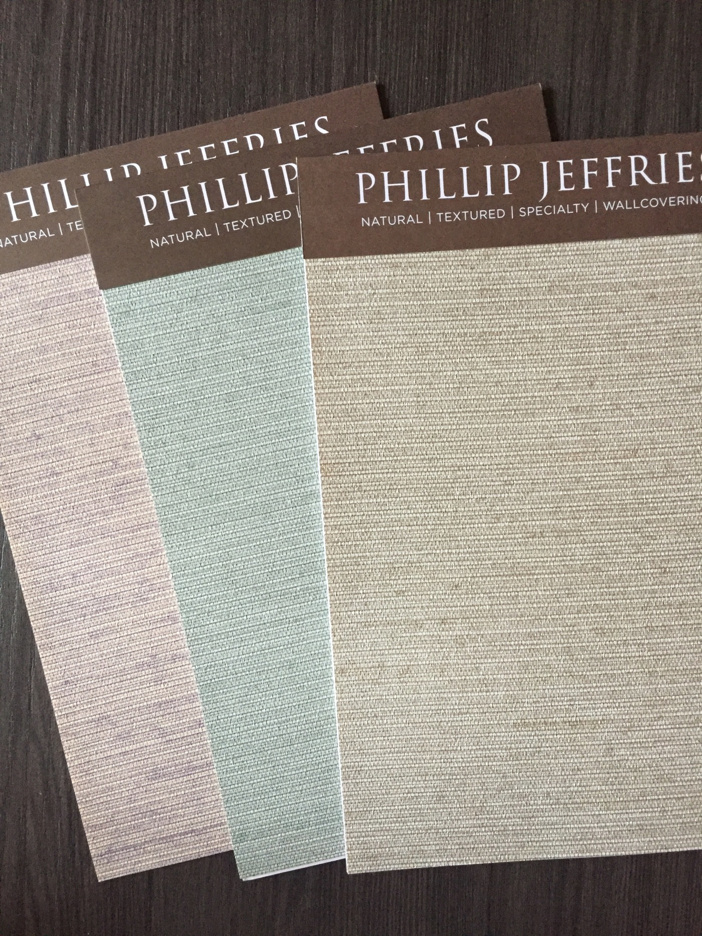 Friday Family-Friendly Find: Phillip Jeffries Vinyl Tailored Linens | Interiors for Families