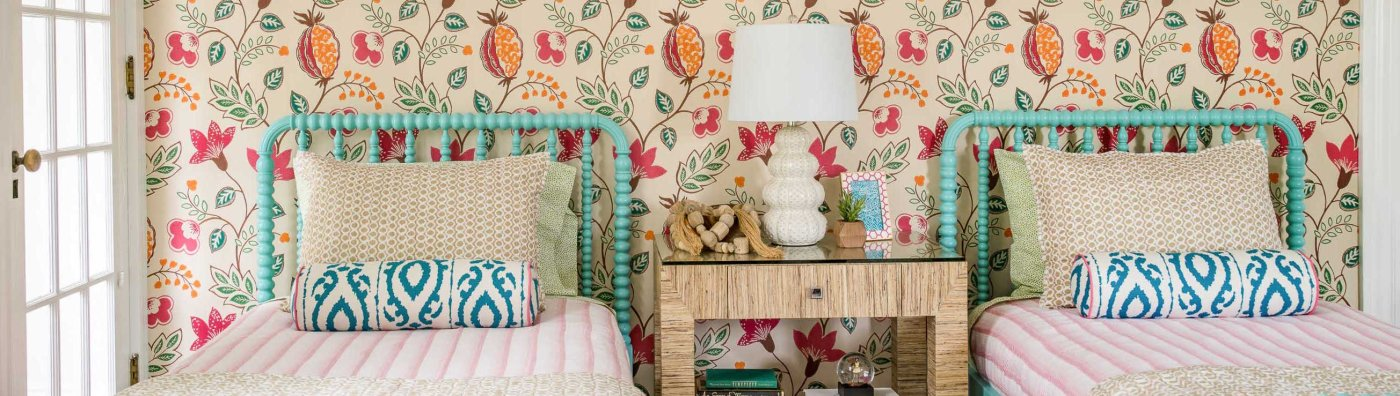 One Room Challenge Week 6: Project Sister Act REVEAL!   Kelly Rogers Interiors   Interiors for Families