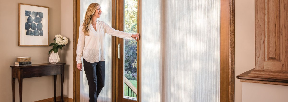 Friday family friendly find marvin window door shades for Marvin window shades cost