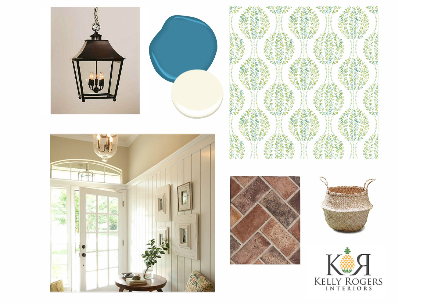 Day 107: Project 1896 (Our Home Renovation)...Special Mudroom Edition! | Kelly Rogers Interiors | Interiors for Families