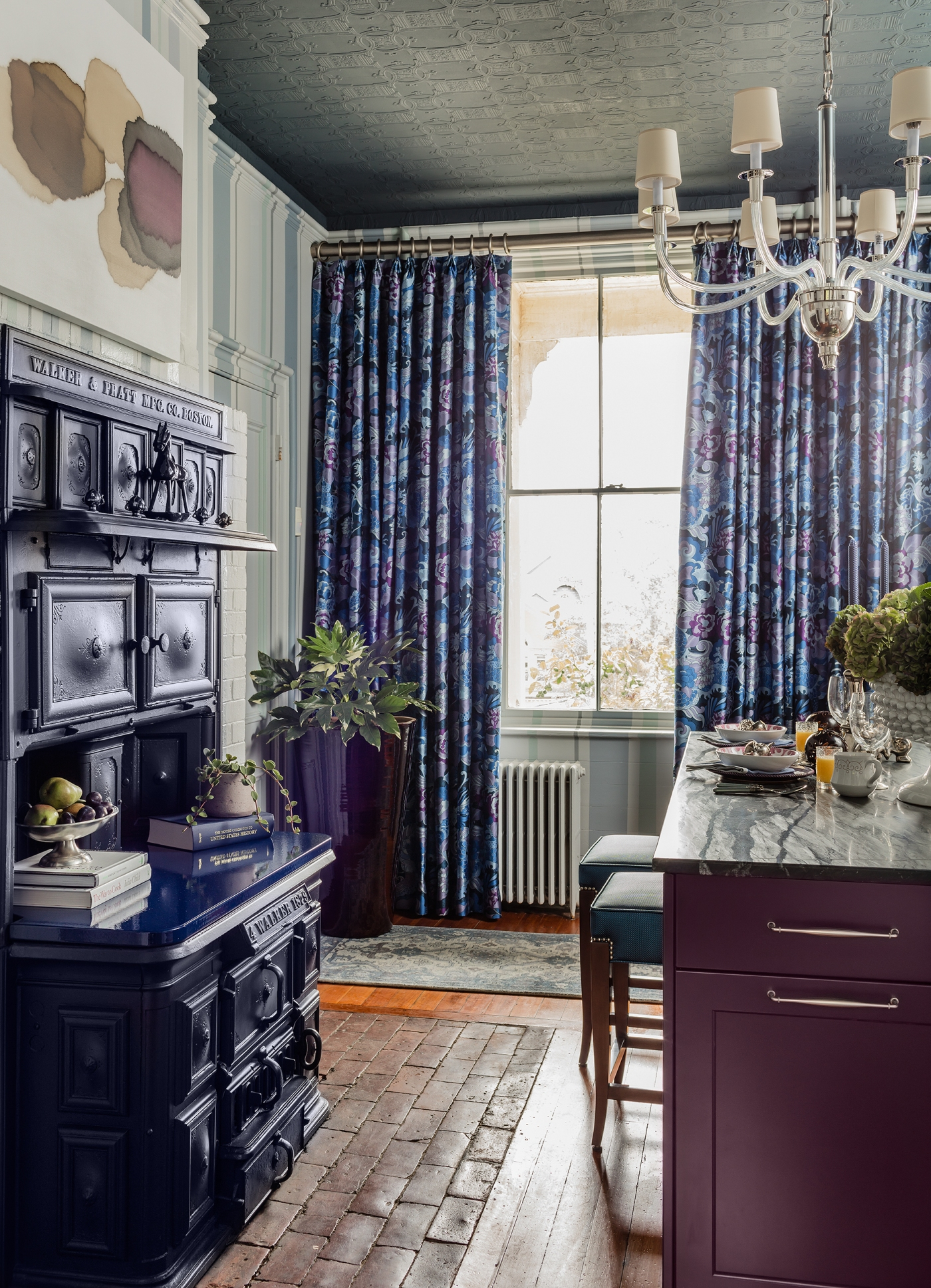 Appliances and Adornment for The Morning Kitchen | Interiors for Families | Kelly Rogers Interiors